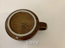 ARABIA Coffee Cup Mug Espresso Vintage China Made in Finland RARE Set of (6) New