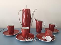 Cmielow Vintage Coffee Set 4 Piece