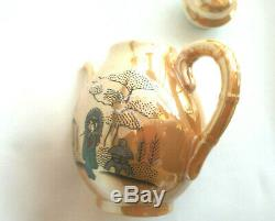 FUKAGAWA NIPPON Kaffee Service Japan 50-er / COFFEE SET VINTAGE 50´s