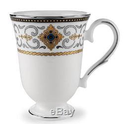 Lenox Vintage Jewel Coffee Accent Mug Set of 4