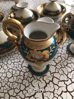 Meito Vintage Coffee Set 1920/30