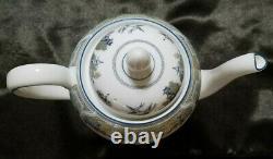 RARE Vintage Wedgewood England Chinese Legend Coffee/Tea Set