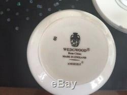 Stylish, Vintage, Wedgewood Amherst, Bone China Tea/Coffee Set for 6 people