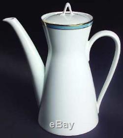 VINTAGE Rosenthal Germany Gala Blue Tea Coffee Set RARE wedding anniversary