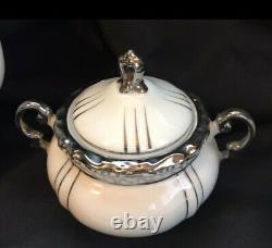 VTG. Seyei Fine China #1031 Beautiful Coffee/Tea Set. 17 Pieces