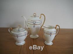 Vintage Aynsley Coffee Set