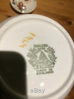 Vintage Burleigh Ware Coffee Set