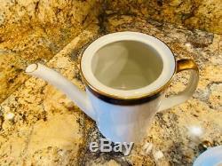 Vintage Coffee Set by Echt Cobalt Bavaria