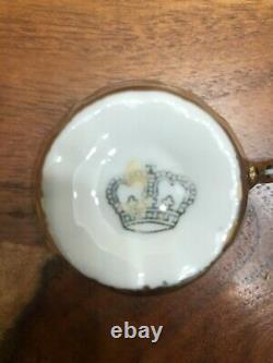 Vintage Japanese Gold Coffee Set Made In Japan
