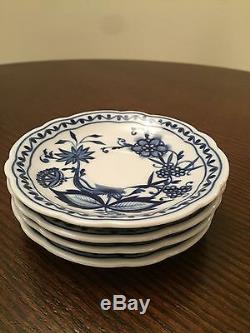 Vintage Kahla Porcelain Tea/coffee Set Service For 4/ 11 Pieces