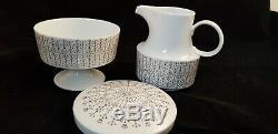 Vintage Mid Century Collectable Rosenthal 11 Piece Porcelain Tea/Coffee Set