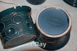 Vintage Portmeirion Jupiter Full Dinner Service & Coffee Set