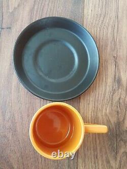 Vintage Portmeirion Pottery Coffee Set Greek Key by Susan Williams Ellis VGC