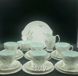 Vintage Royal Albert Festival Part Tea/Coffee Set-21 piece-Very Good Condition