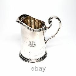 Vintage Tiffany & Co Sterling Silver 3 Piece Coffee Set, With Monogram #6271