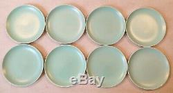 Assortiment De Salle À Manger Twintone Vintage 8 Poole Pottery 6 Service À Café Et Thé 52 Articles