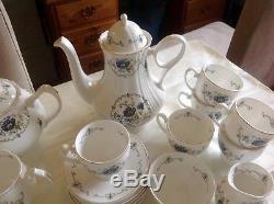 Belle Vintage Mayfair Fine Bone China Service De Table / Service À Café Et À Thé
