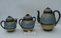 Café Vintage Japonais Fine Tea Rare Set Rs Fabriqué Au Japon Soleil Levant