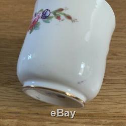 Coalport Junetime Vintage Anglais En Porcelaine Tendre Café