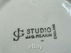 Huit X J & G Meakin Studio Poterie Ensembles Café / Rétro Washington Poterie