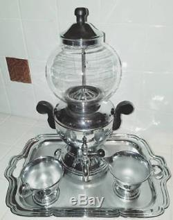 Percolateur À Café Et Cafetière À Vide Mint Farberware 1937 Vintage