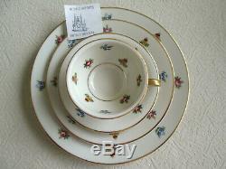 Rosenthal Dishes Service À Café Moka De 24 Pièces Zone Us Vintage Selb Allemagne