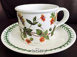 Service À Café Vintage 1972 De Botanic Garden Portmeirion Ironstone (parfait État)
