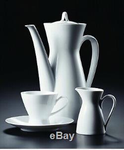 Service À Thé / Café Vintage De 1954, Rosenthal Blanc