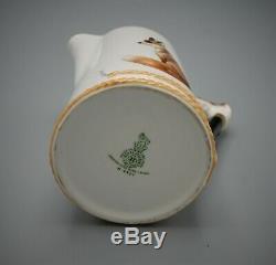 Superbe Vintage Royal Doulton Renart Coffee Set H4927 Pattern