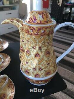 Thé Vintage Limoges Design Mekki / Café Set