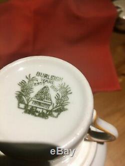 Vintage Burleigh Ware Set Café
