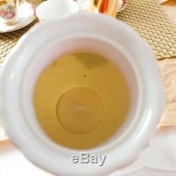 Vintage Fragonard Lustrée De Café Set, Japon