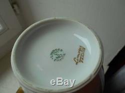Vintage Française Porcelaine De Limoges 26 Pièce À Thé / Café Ensemble