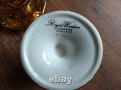 Vintage Royal Winton Grimwades Or Thé / Café Set. Collection De 28 Articles